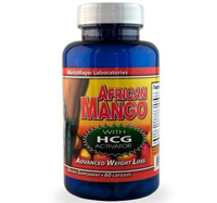 African Mango Lean with HCG
