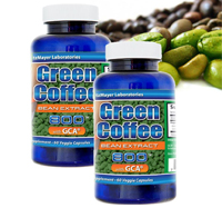 Green Coffee Bean Extract 800 with GCA