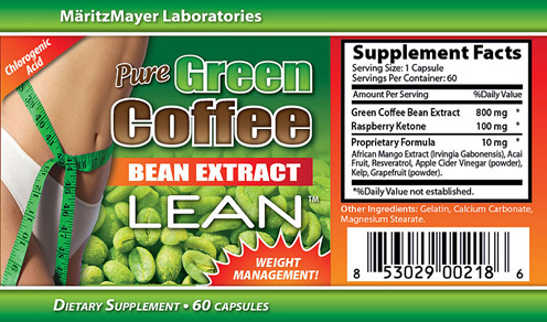 Can you take green coffee bean extract and garcinia cambogia together